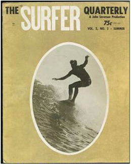 Surfer Magazine Vol 2 No.1